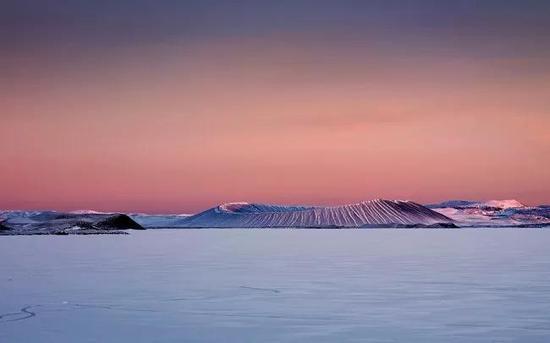 惠尔火山(Hverfjallvolcano),冰岛