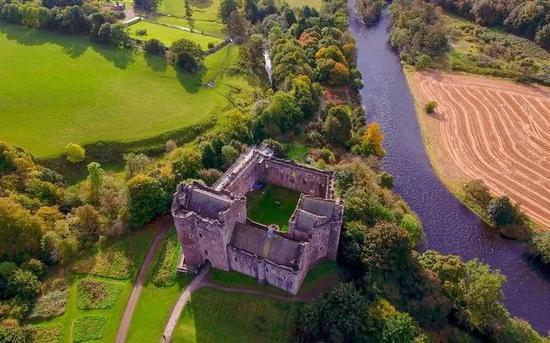 杜恩城堡(Doune Castle),苏格兰