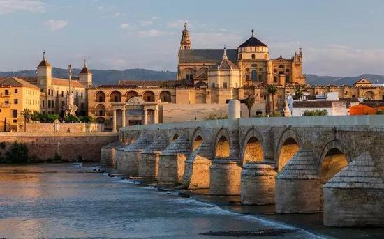 科尔多瓦古罗马桥,西班牙科尔多瓦