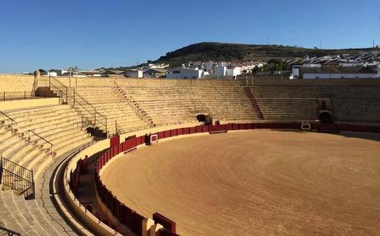 奥苏纳斗牛场,西班牙塞维利亚