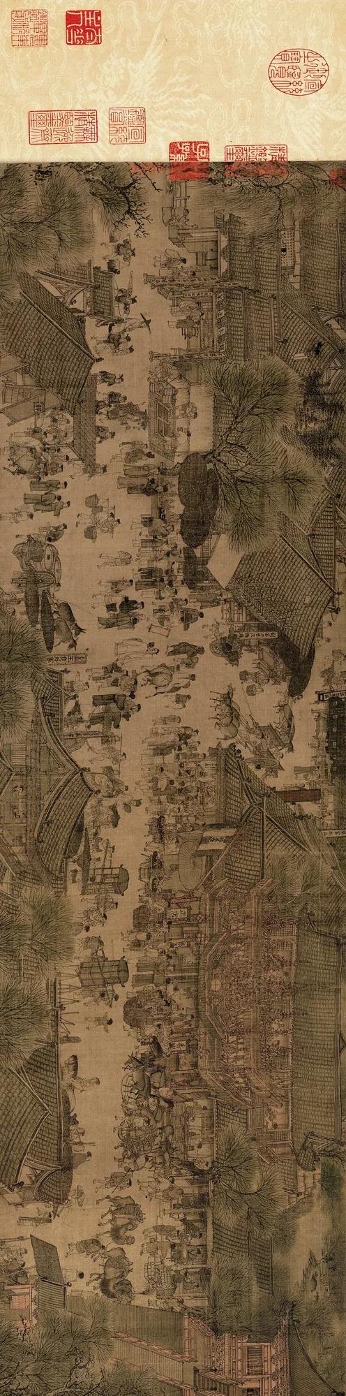 重新认识界画从《清明上河图》开始