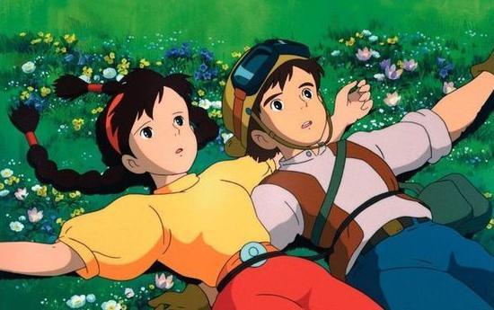宫崎骏的所有动画片_宫崎骏这10部必看的经典动画片 你都看过吗?