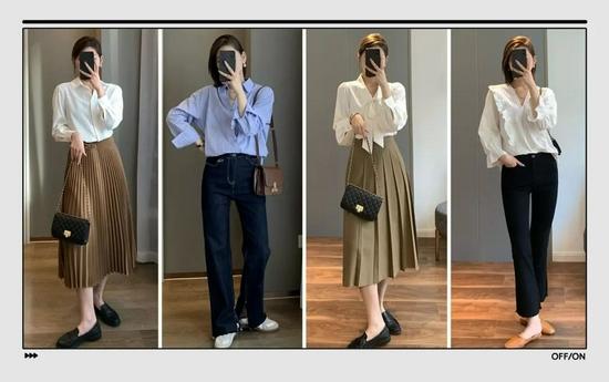 秋季必备的衬衫,一次性给你4种款式+9种穿法!
