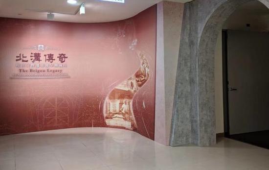 见证故宫国宝流离山洞的往事 台北故宫展北沟传奇