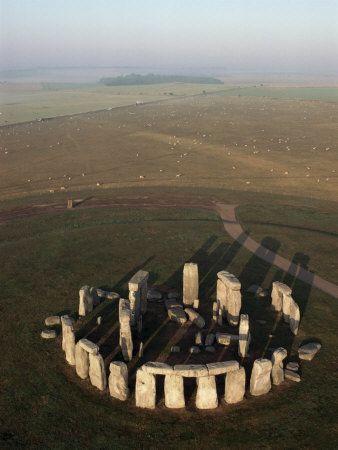 英国巨石阵 图片来源自Art.com