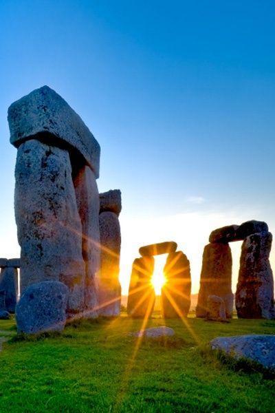 英国巨石阵 图片来源自eHow