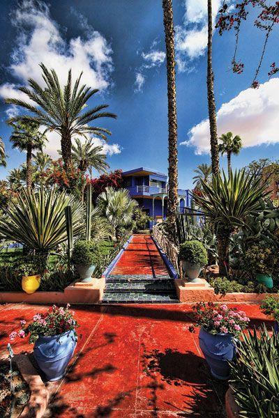 马约尔花园 图片来源自Bridal Guide Magazine