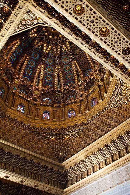 哈桑二世清真寺 图片来源自s-media-cache-ak0.pinimg.com