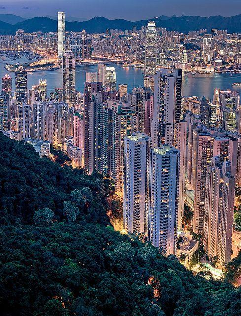 太平山顶 图片来源自flickr.com