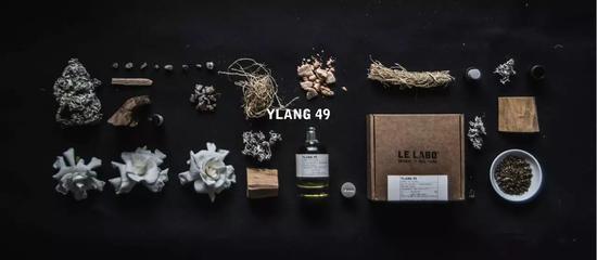 不光有香水,Le Labo 的产品线还有老长。