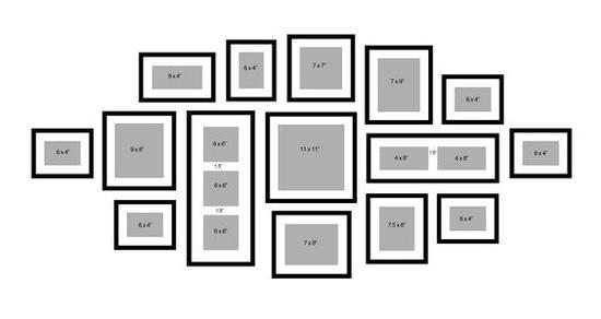 不对称摆放设计 图片来源自WordPress.com