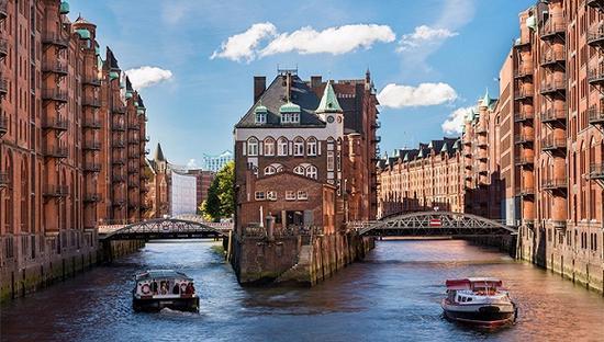 德国汉堡市 图片来源:nilsz/iStock