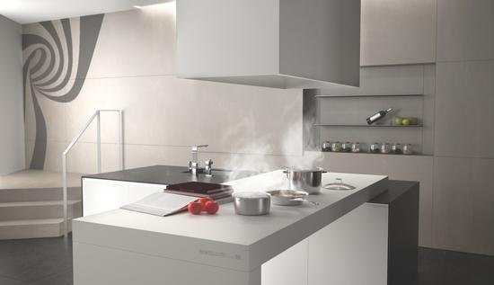 TPB Worktop,开启状态下,锅在哪里,哪里发热(最高温度180°C)