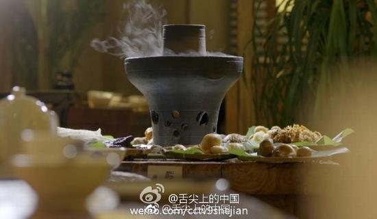 《舌尖上的中国》 图片来源自微博