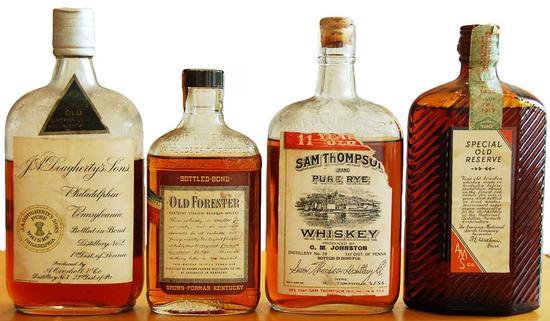 作为药物处方存在的威士忌酒