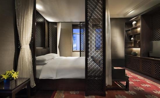 柏悦酒店客房 图片来源自booking
