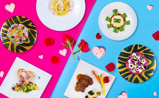 3. 上海新天地安达仕酒店推出多款情人节限定浪漫套餐