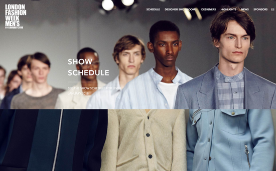 伦敦男装周最新关键词:数字化展示、扶持年轻设计师