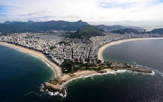 巴西之美: