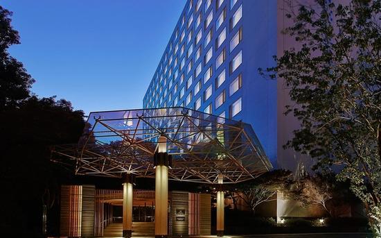日本王子大酒店 图片来源自官网