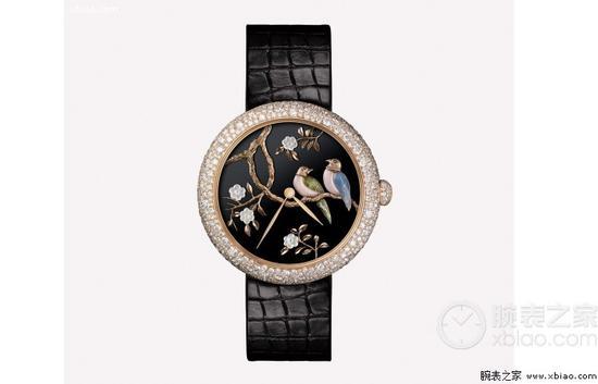 香奈儿MADEMOISELLE PRIVé H4943 腕表