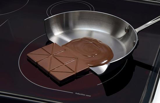 """美味的巧克力,只溶在锅,不溶在""""火"""""""