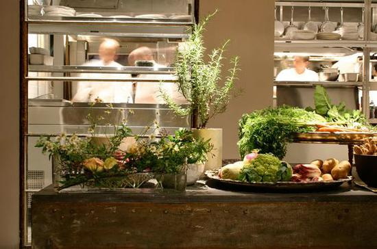 ABC Kitchen 图片来源自juniperandyork.blogspot.com
