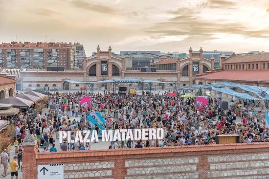Pic|facebook@mataderomadrid