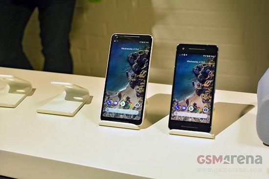 Google Pixel 2 XL &Pixel 2,图片来源:Gsmarena