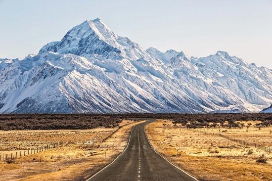 户外天堂新西兰: