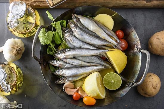 铁锅鱼 图片来源自视觉中国