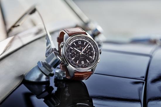 Jaeger-LeCoultre 积家北宸系列腕表,图片来源于积家。