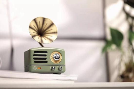 古典式装饰喇叭 图片来源自品牌