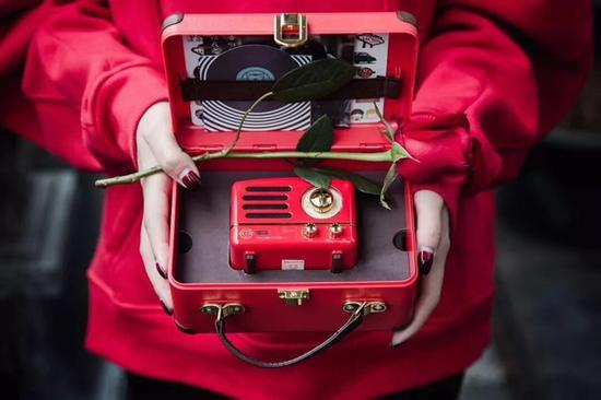 猫王收音机 图片来源自品牌