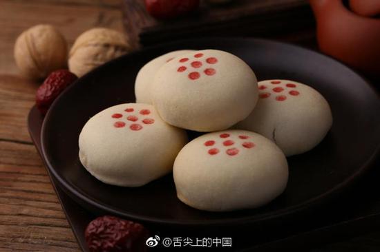贵妃饼 图片来源自微博