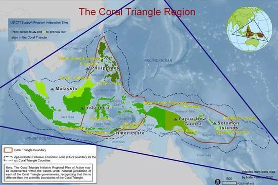 珊瑚大三角
