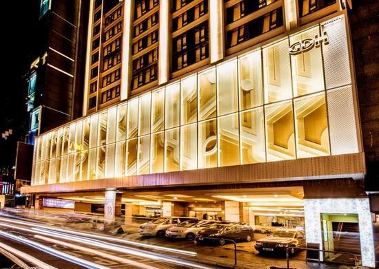 香港粤海酒店 图片来源自booking