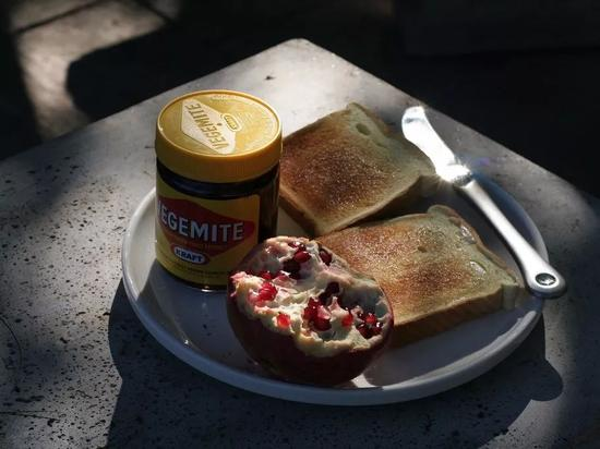 早餐伴侣Vegemite