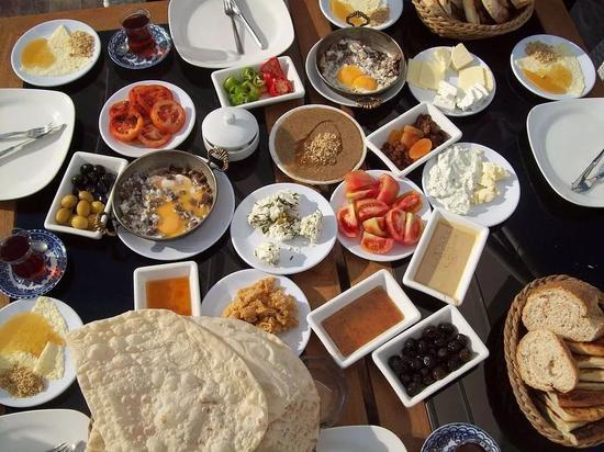 土耳其早餐