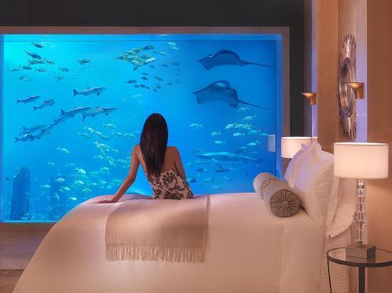朱美拉棕榈岛 图片来源自lollitop.blogspot.com