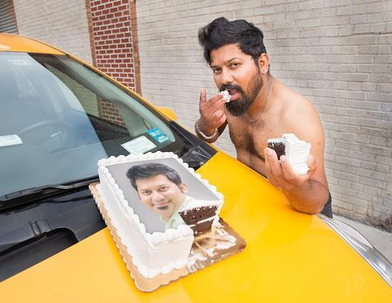 图片来源:Longshorts、纽约出租车日历官网