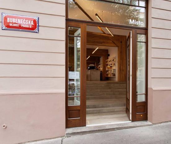 设计感咖啡店