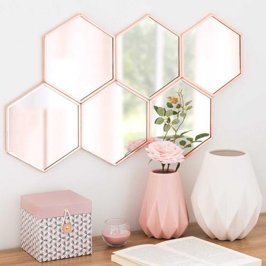 粉色花瓶 图片来源自Maisons du Monde