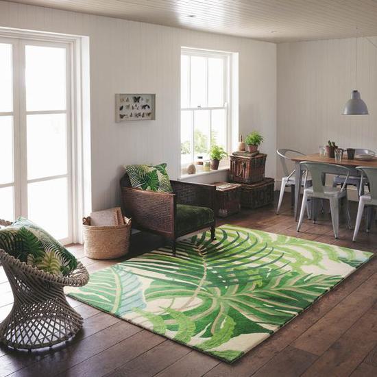 绿植元素装饰品 图片来源自FreshDesign Blog
