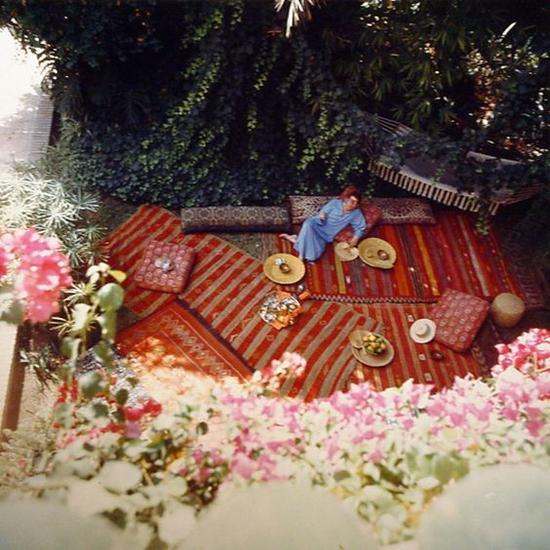 伊夫圣罗兰马约尔花园 图片来源自horstphorst.com