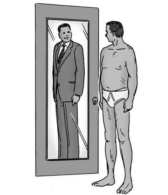 型男穿衣指南 我并不是真瘦只是会遮肉