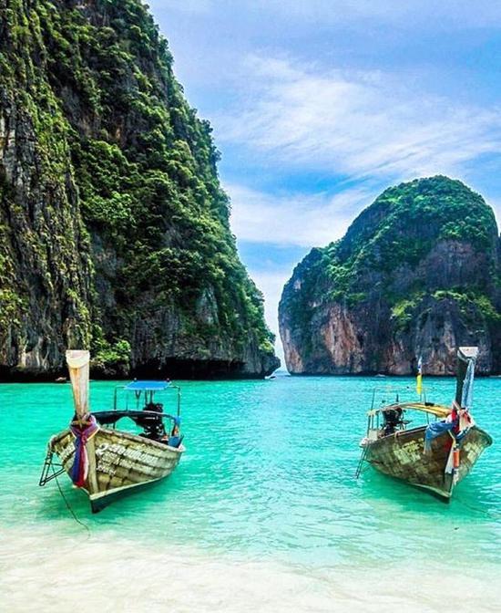 泰国普吉岛 图片来源自instagram.com
