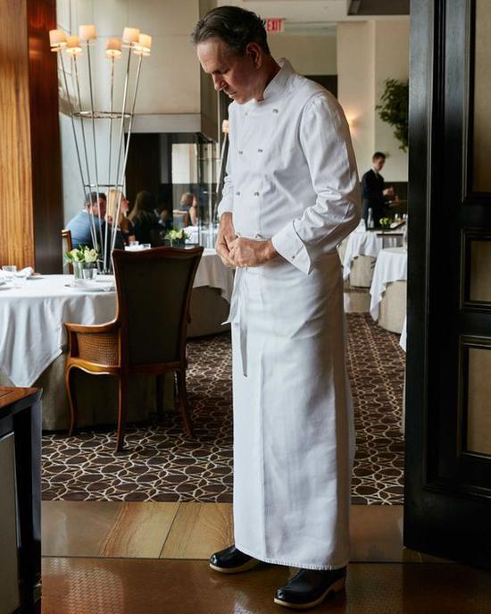 Per Se餐厅主厨 图片来源自pinterest