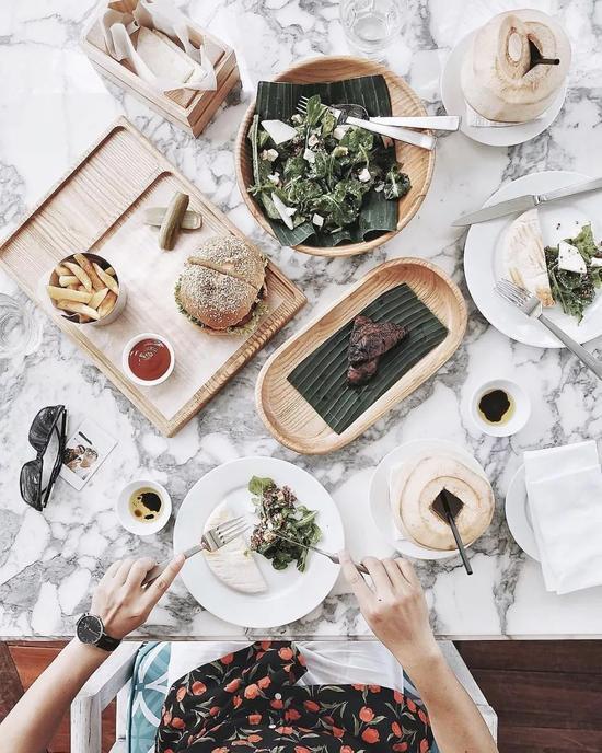 餐厅供应的菜系