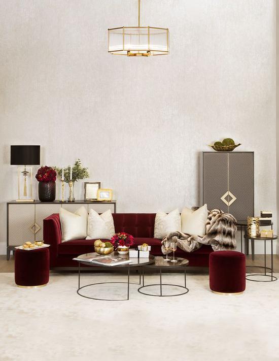 沙发面料 图片来源自The Sofa & Chair Company